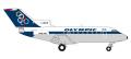 [予約]herpa wings 1/200 Yak-40 オリンピック航空 I-JAKE
