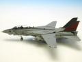 hogan wings 1/200 F-14A アメリカ海軍 VF-154 「ブラックナイツ」 COバード 第5空母航空団 厚木基地 NF101 ※再入荷
