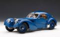 AUTOart (オートアート)  1/18 ブガッティ タイプ57SC アトランティック 1938 (ブルー) ※再入荷