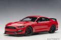 [予約]AUTOart (オートアート) コンポジットダイキャストモデル 1/18 フォード シェルビー GT350R (レッド) ※再生産