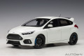 [予約]AUTOart (オートアート) コンポジットダイキャストモデル 1/18 フォード フォーカス RS (ホワイト)