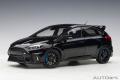 [予約]AUTOart (オートアート) コンポジットダイキャストモデル 1/18 フォード フォーカス RS (ブラック)