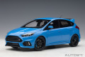 [予約]AUTOart (オートアート) コンポジットダイキャストモデル 1/18 フォード フォーカス RS (ブルー)
