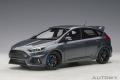 [予約]AUTOart (オートアート) コンポジットダイキャストモデル 1/18 フォード フォーカス RS (メタリック・グレー)
