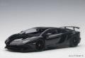 AUTOart (オートアート) コンポジットモデル 1/18 ランボルギーニ アヴェンタドール LP750-4 SV (ブラック)