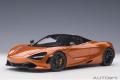 AUTOart (オートアート) コンポジットダイキャストモデル 1/18 マクラーレン 720S (メタリック・オレンジ)