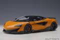 [予約]AUTOart (オートアート) コンポジットダイキャストモデル 1/18 マクラーレン 600LT (オレンジ/カーボン・ルーフ)
