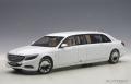 [予約]AUTOart (オートアート) コンポジットモデル 1/18 メルセデス・マイバッハ S 600 プルマン (ホワイト)