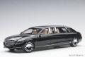 [予約]AUTOart (オートアート) コンポジットモデル 1/18 メルセデス・マイバッハ S 600 プルマン (ブラック)
