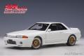[予約]AUTOart (オートアート)  1/18 日産 スカイライン GT-R (R32) 『湾岸ミッドナイト』 零奈のGT-R 連載開始30周年記念モデル