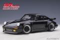 [予約]AUTOart (オートアート)  1/18 ポルシェ 911 (930) ターボ 『湾岸ミッドナイト』 ブラックバード 連載開始30周年記念モデル
