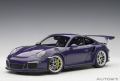 [予約]AUTOart (オートアート) コンポジットダイキャストモデル 1/18 ポルシェ 911 (991) GT3 RS (バイオレット)