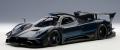 [予約]AUTOart (オートアート) シグネチャーシリーズ 1/18 パガーニ ゾンダ レボリューション (カーボンブラック/ブルー) ※再生産