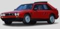 [予約]NOREV(ノレブ) 1/43 ランチア デルタ S4 1985 レッド