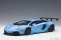 [予約]AUTOart (オートアート) コンポジットダイキャストモデル 1/18 リバティーウォーク LB-WORKS ランボルギーニ アヴェンタドール (メタリック・スカイブルー)