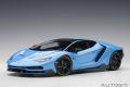 AUTOart (オートアート) コンポジットダイキャストモデル 1/18 ランボルギーニ チェンテナリオ (パール・ブルー)
