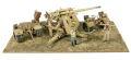 WALTERSONS 1/32 ドイツ軍88mm砲(トレーラー付属)