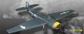[予約]メリット 1/18 TBF アベンジャー ホワイト アロー VT-84 USSバンカー ヒル ※各部可動式、フィギュア付属