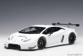 [予約]AUTOart (オートアート) コンポジットダイキャストモデル 1/18 ランボルギーニ ウラカン GT3 (ホワイト)