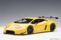 [予約]AUTOart (オートアート) コンポジットダイキャストモデル 1/18 ランボルギーニ ウラカン GT3 (パール・イエロー)