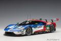 AUTOart (オートアート) コンポジットダイキャストモデル 1/18 フォード GT 2016 #66 (ル・マン24時間レース LMGTE Proクラス4位)