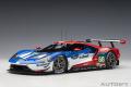 AUTOart (オートアート) コンポジットダイキャストモデル 1/18 フォード GT 2016 #68 (ル・マン24時間レース LMGTE Proクラス優勝)