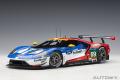 AUTOart (オートアート) コンポジットダイキャストモデル 1/18 フォード GT 2016 #69 (ル・マン24時間レース LMGTE Proクラス3位)
