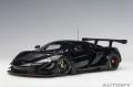 AUTOart (オートアート) コンポジットダイキャストモデル 1/18 マクラーレン 650S GT3 (ブラック)