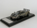 【ポイント交換品6,300pt】MIRAGE 1/43 McLaren F1 GTR (Black Metal Polish Model)