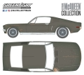 グリーンライト 1/24 Steve McQueen Collection (1930-80) - Unrestored 1968 Ford Mustang GT Fastback