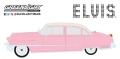 """[予約]グリーンライト 1/24  Elvis Presley (1935-77) - 1955 Cadillac Fleetwood Series 60 """"Pink Cadillac"""""""