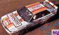 [予約]トロフュー1/43 アウディ クアトロ A2 1985年 ニュージーランドラリー 5位 #11 Malcolm Stewart/Doug Parkhill
