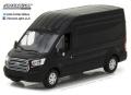 [予約]グリーンライト 1/43 2017 Ford Transit Extended Van High Roof - Black