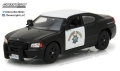 [予約]グリーンライト 1/43 2008 Dodge Charger California Highway Patrol