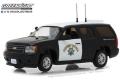 [予約]グリーンライト 1/43 2012 シボレー・タホ カリフォルニア ハイウェイパトロール