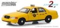 [予約]グリーンライト 1/43 フォード クラウンビクトリア タクシー(2017 年 『ジョン・ウィック:チャプター2』)