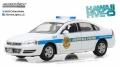 グリーンライト 1/43 2010 シボレー インパラ ホノルル警察(TVシリーズ 「Hawaii Five-0」 2010〜)