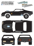 [予約]グリーンライト 1/43 Last of the V8 Interceptors (1979) - 1973 Ford Falcon XB