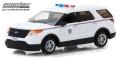 [予約]グリーンライト 1/43 フォード エクスプローラー アメリカ郵便警察