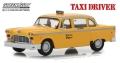 [予約]グリーンライト 1/43  Travis Bickle's 1975 Checker Taxicab 「タクシードライバー(1976年)」