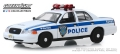[予約]グリーンライト 1/43 2003 Ford Crown Victoria - Port Authority of New York & New Jersey Police