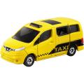 【店頭販売限定:ポイント交換用 486pt】トミカ No.27 日産 NV200タクシー(初回特別仕様)