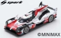 [予約]Spark (スパーク) 1/87 トヨタ TS050 Hybrid No.8 TOYOTA GAZOO Racing Winner 24H ル・マン 2018