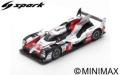 [予約]Spark (スパーク) 1/87 トヨタ TS050 HYBRID No.8 TOYOTA GAZOO Racing Winner 24H ル・マン 2019 S.Buemi/K.Nakajima/F.Alonso