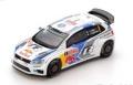 [予約]Spark (スパーク) 1/87 フォルクスワーゲン Polo R WRC No.1 Winner モンテカルロ 2014 S.Ogier/J.Ingrassia