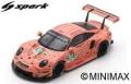 [予約]Spark (スパーク) 1/87 ポルシェ 911 RSR No.92 ポルシェ GT Team Winner LMGTE Pro class 24H ル・マン 2018 M.Christensen/K.Estre/L.Vanthoor