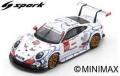 [予約]Spark (スパーク) 1/87 ポルシェ 911 RSR No.911 ポルシェ GT Team Winner GTLM class Petit ル・マン 2018 P.Pilet/N.Tandy/F.Makowiecki