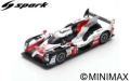 [予約]Spark (スパーク) 1/87 トヨタ TS050 HYBRID No.7 TOYOTA GAZOO Racing 2nd 24H ル・マン 2019 M.Conway/K.Kobayashi/J.M.López
