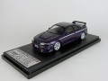【ポイント交換品10,500pt】hpi  1/43 Nismo 400R Midnight Purple