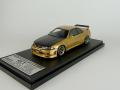 【ポイント交換品 16,200pt】hpi  1/43 Nismo R-33 GT-R R-tune Gold